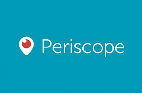 Türkçe Periscope Yayınlandı