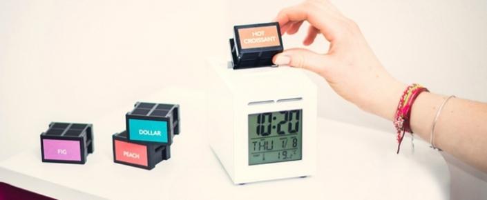 Dünyanın ilk Kokulu Çalar Saati ! SensorWake