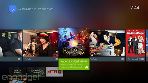 Google Android Tv Kanallar Uygulamasını Tanıttı!