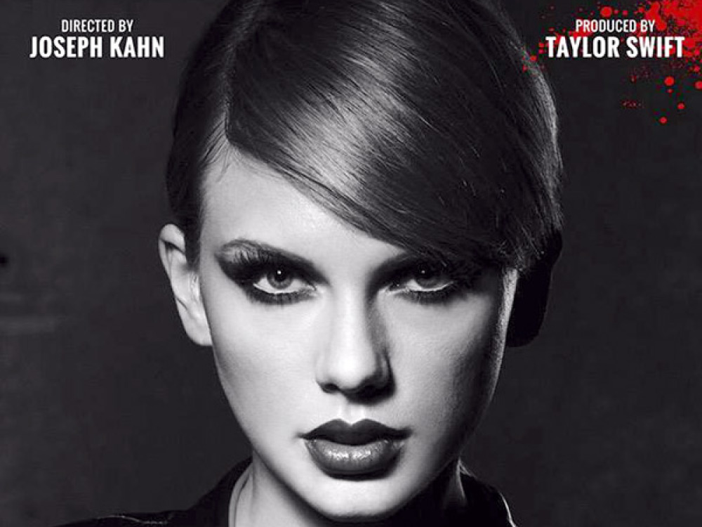 Taylor Swift 'ten Bad Blood !