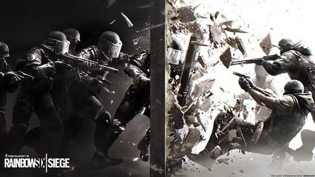 Tom Clancy's Rainbow Six Siege Oyunu Çıkış Tarihi Duyuruldu.