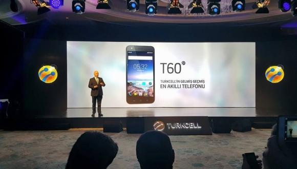 TURKCELL T60 Tanıtıldı!