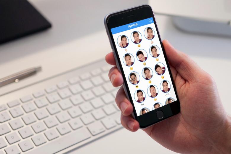 Kendi Yüzünüzü Hareketli Emoji Yapın!