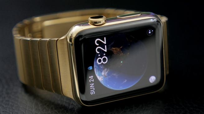 24K Altın Kaplama Apple Watch 'a Sadece 100 Dolara Sahip Olabilirsiniz!