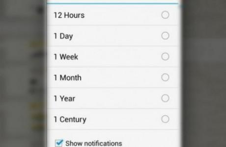 WhatsApp Sessizlik Seçeneğinin Anlamları !