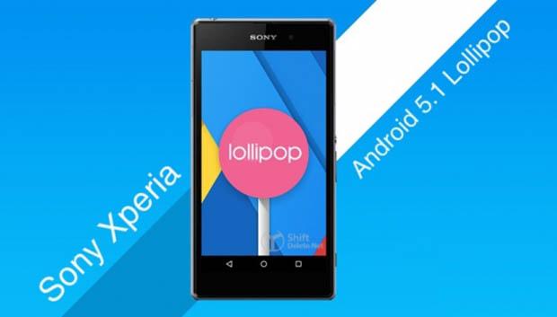 Hangi Sony Modelleri Android 5.1 İle Güncellenecek