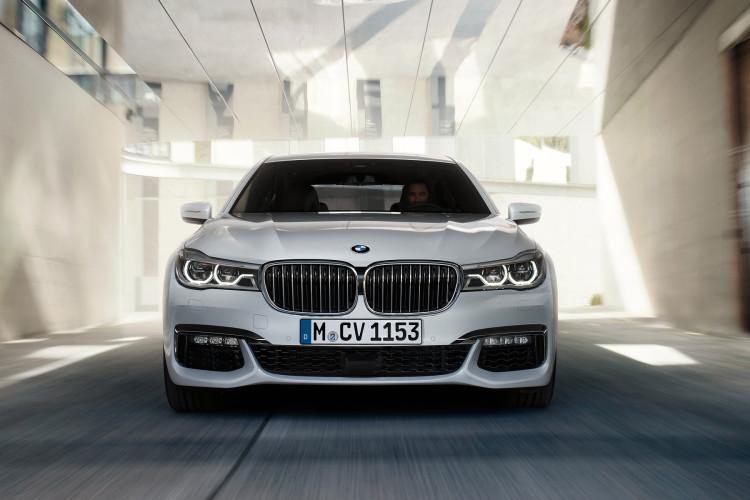 2016 BMW 7 Video Galerisi !
