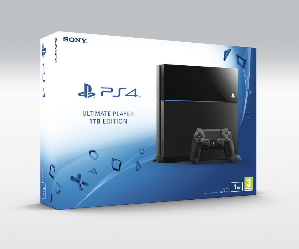 Sony'den Yaz Hediyesi : Yeni 1TB PlayStation 4