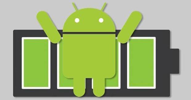 Android Kullanıcıları İçin Batarya Süreleri Uzuyor