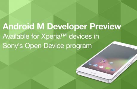 Sony Cihazlarında Android M Geliştirici Önizlemesi Test Edebilirsiniz!