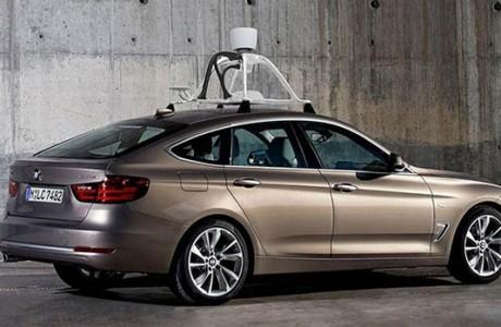 BMW ve Baidu Sürücüsüz Aracını Bu Yıl Satışa Sunacak