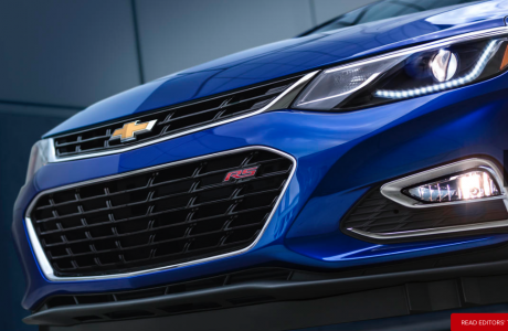 Yeni 2016 Chevrolet Cruze !