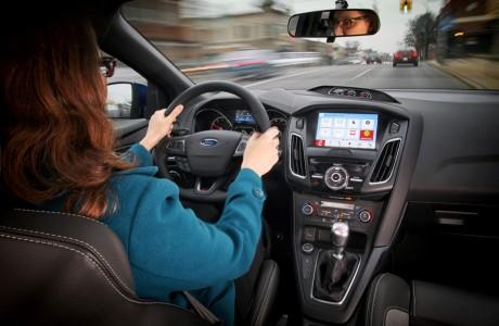 Yeni Ford Sync 3 Eğlence Sistemi!