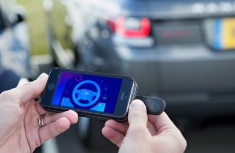Land Rover Akıllı Telefon ile Kontrol Edilebilecek!