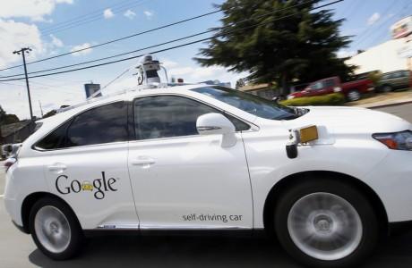 Google İnsansız Aracı Şimdi Virginia Yollarında!