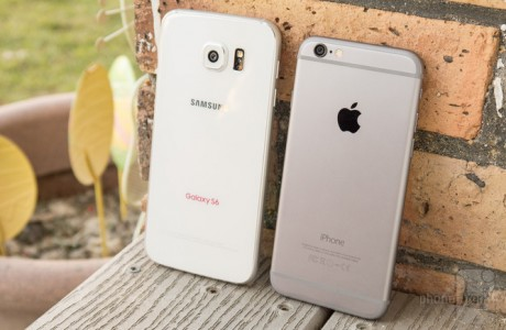 Samsung Galaxy S6'nın Kamerası iPhone 6'ya Fark Attı
