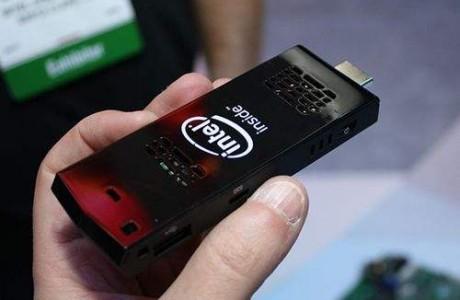 Çubuk Bilgisayar ! Intel Compute Stick !