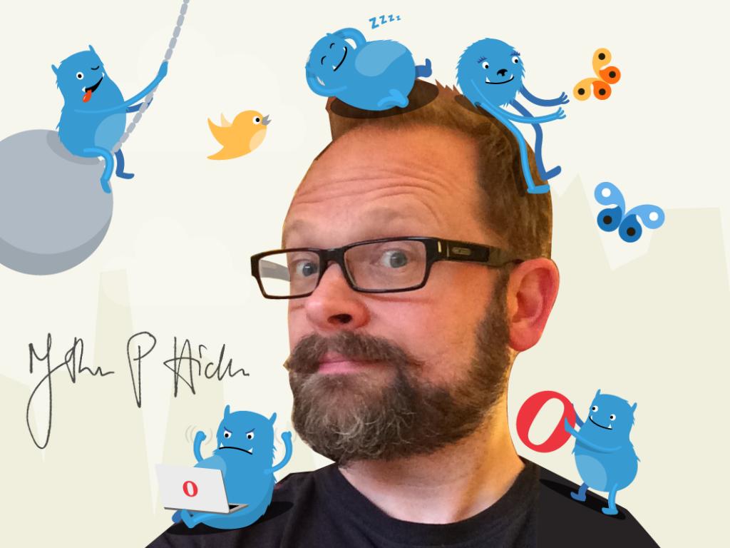 Skype Emoji Tasarımcısı Opera Kadrosuna Katıldı!