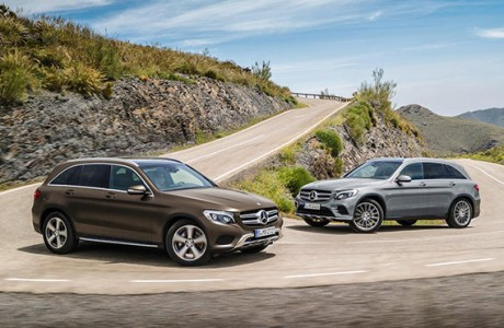 Karşınızda 2016 Mercedes-Benz GLC