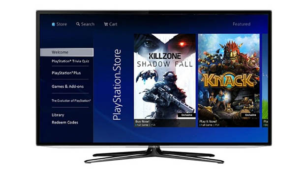 Samsung İle PlayStation Oyunlarını TV'den Oynayabileceğiz