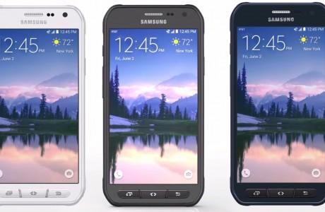 Samsung Galaxy S6 Active Satışa Çıkıyor !