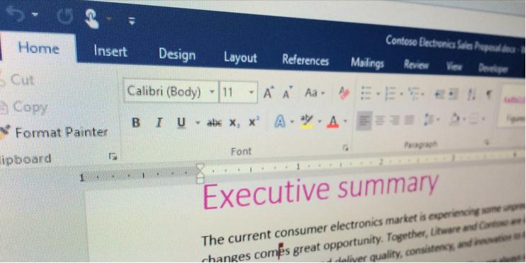 Microsoft Office 2016 Önizleme Güncelleme Yayınlandı ! Yeni Özellikler Eklendi!