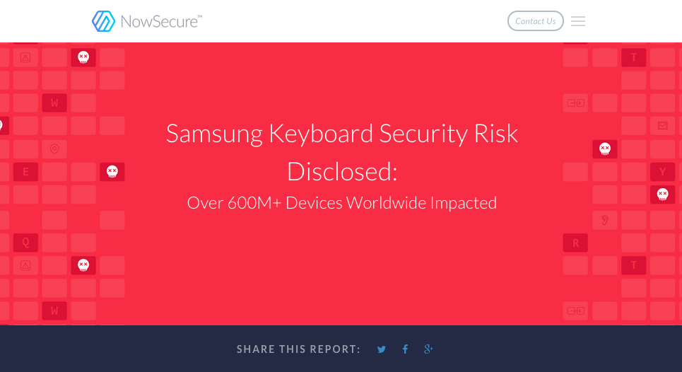 Samsung Galaxy Önemli Bir Güvenlik Açığı Daha Ortaya Çıktı !