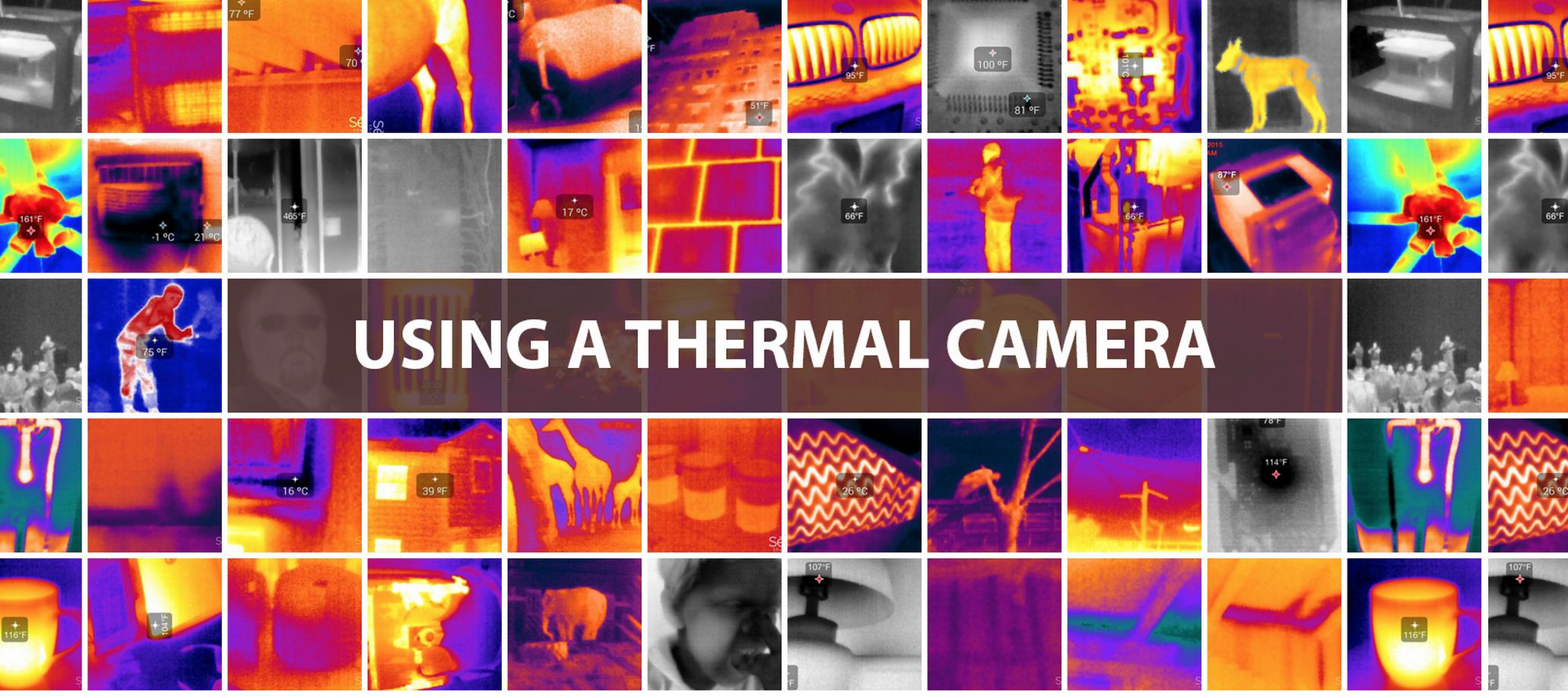 Akıllı Telefonunuzu Thermal Kameraya Dönüştürmek İster misiniz?