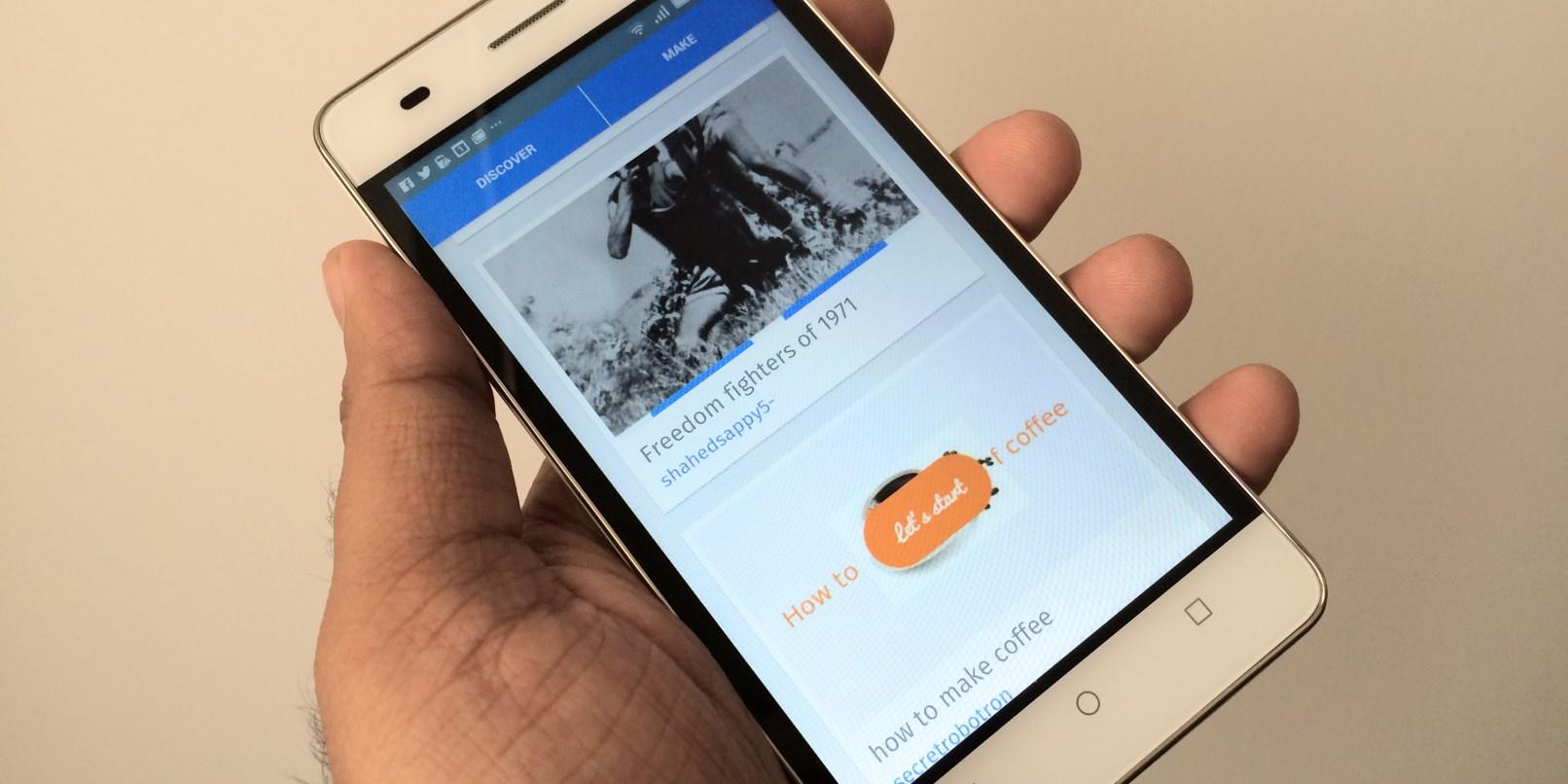 Google WebMaker Uygulamasını Tanıttı !