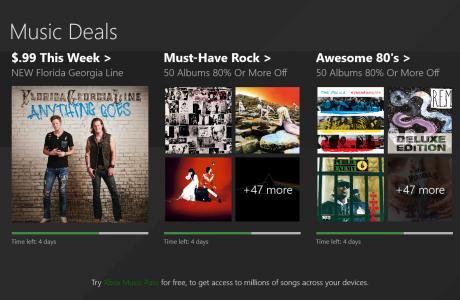 Windows 10 Müzik Mağazası Açıldı!