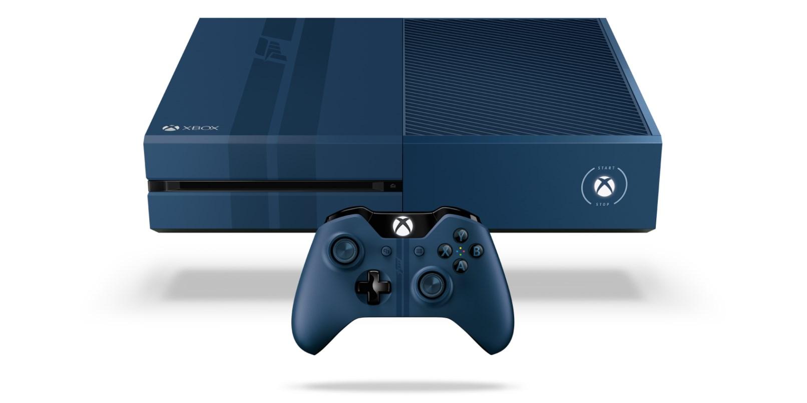 Microsoft Sınırlı Sayıda Forza Motorsport 6 Xbox One Oyun Konsolu Duyurdu!
