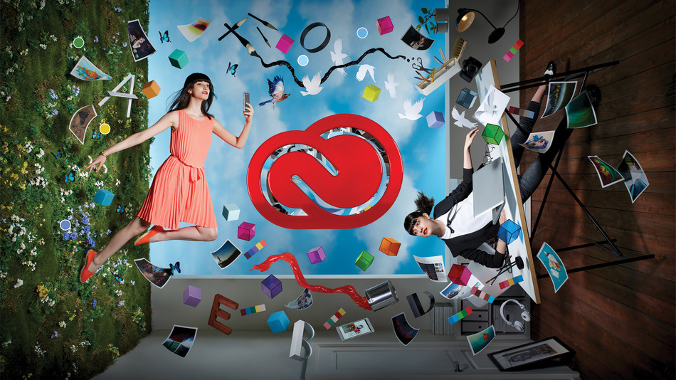 Adobe Creative Cloud Yeni Android Uygulamaları ve Stock Photo Service !