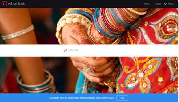 Adobe'den Yeni Bir Ürün Adobe Stock!