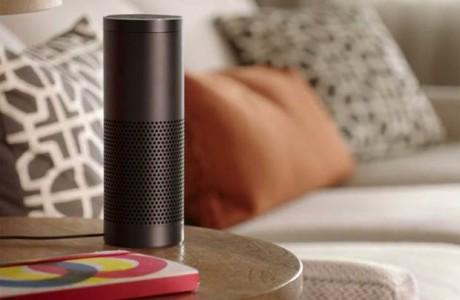 Karşınızda Amazon'un Sesle Kontrol Edilebilen Hoparlörü Echo!