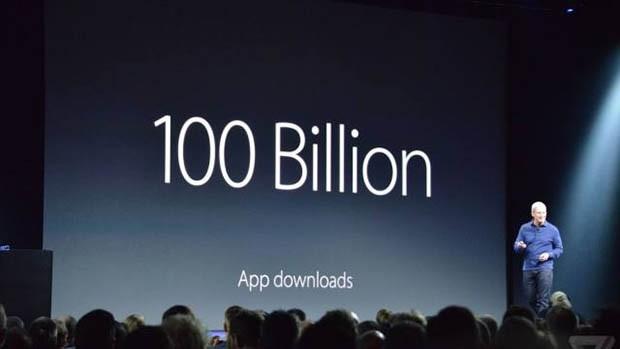 app-store-100-milyar