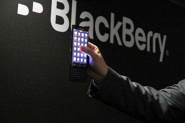 Blackberry Android Telefon Çıkarabilir