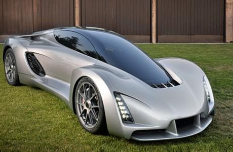 3D Yazıcıyla Süper Otomobil Ürettiler