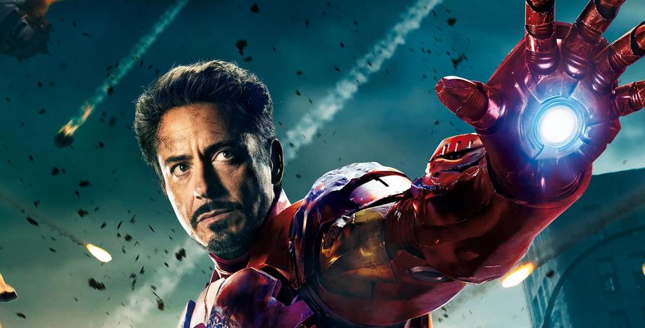 Demir Adam Gif ! Tony Stark Kostüm Tarihi Tek Bir Gif 'te!