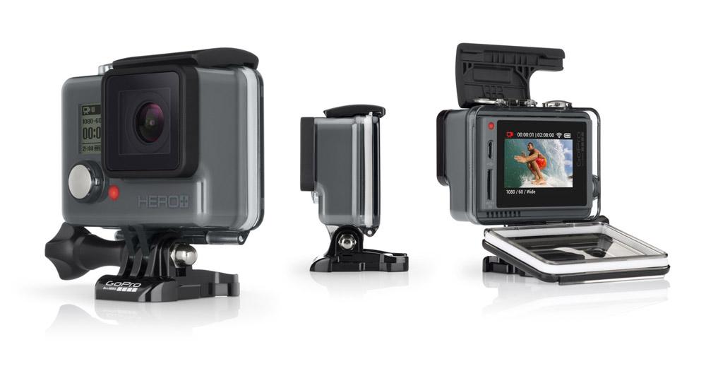 GoPro Yeni Dokunmatik Ekran Aksiyon Kamera Duyurdu!
