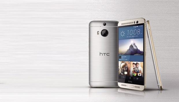 HTC One M9+ Türkiye'de!