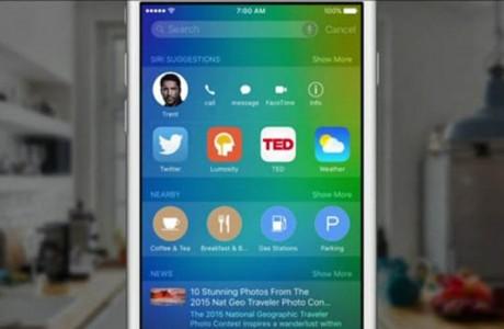 iOS 9 Güncellemeden Önce Uygulamaları Silecek!