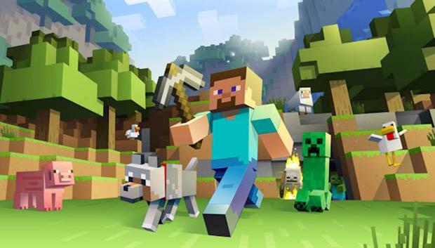 Mobil Sürüm Minecraft  Güncellendi