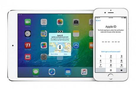 iOS 9'da Şifre Koruması 6 Haneli  Olacak