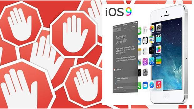 iOS 9'un bu yeniliği, Adblock'u kızdırdı!