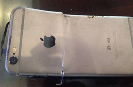 Fazla Konuşmayın iPhone 6 'lar Patlıyor!