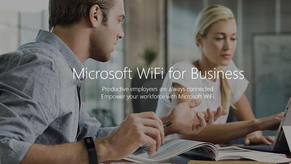 Microsoft WiFi Hizmeti Geliyor !
