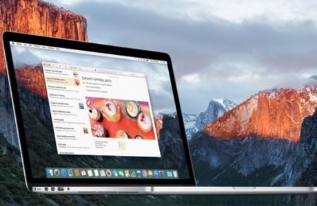 OS X El Capitan Beta 2 Çıktı!