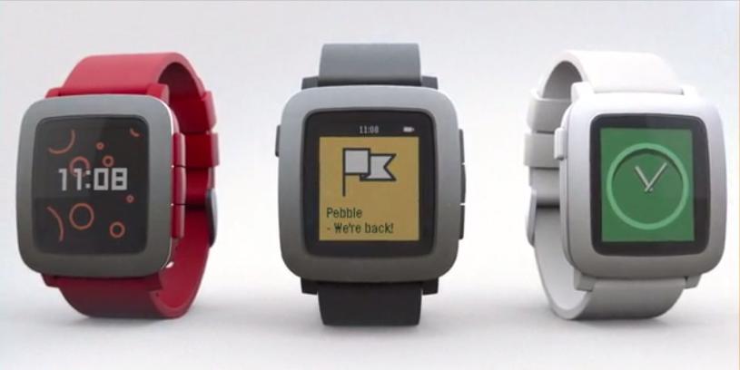 Pebble Time iOS Uygulaması Çıktı!