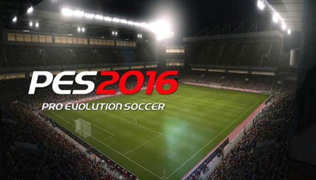 PES 2016 İçin İlk Video