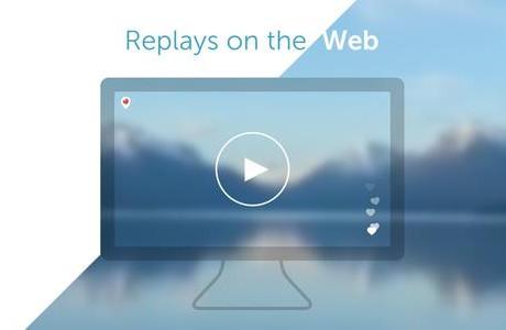 Periscope Yayınlarını Web'ten Tekrar İzleyebilirsiniz